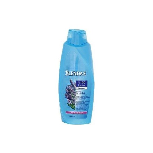 Blendax Şampuan Tüm Saç Tipleri İçin Fransız Lavanta Özlü 650 ml