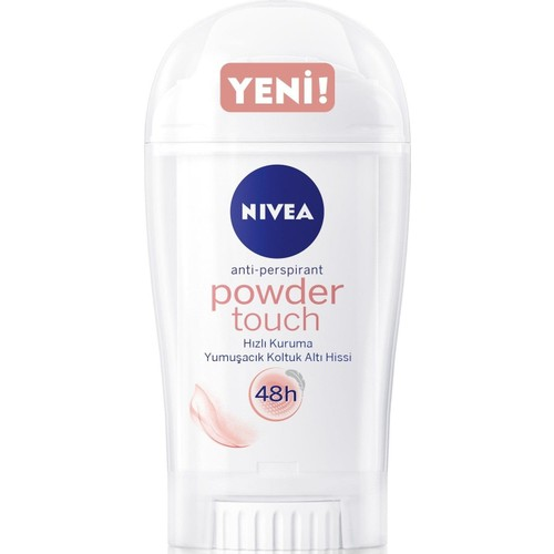 Nıvea Powder Touch Stıck 40Ml Kadın
