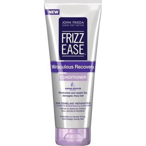 John Frieda Frizz Ease Miraculous Recovery Conditioner 250ml - Mucizevi İyileştirme Bakım Kremi