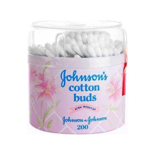 Johnson's Baby Kulak Temizleme Çubuğu 200 Ad.