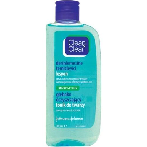 Clean&Clear Derinlemesine Temizleyici Losyon 200 Ml