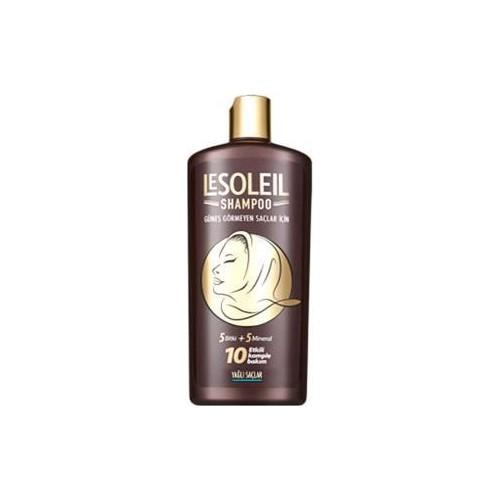 Lesoleil Şampuan Yağlı Saçlar 650 Gr
