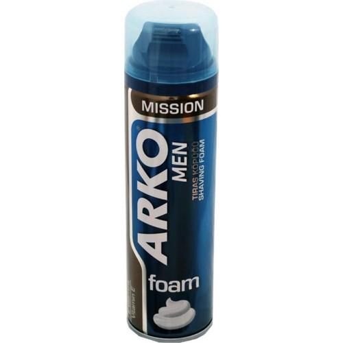 Arko Men Tıraş Köpüğü Mission 200 Ml