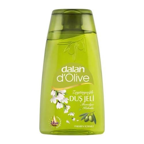 Dalan D'olive Manolya Kokulu Zeytinyağlı Duş Jeli 200 Ml