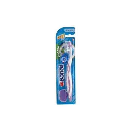Banat Relaxion Diş ipli (Orta sert, kokulu, kauçuk saplı, 10mt diş ipli)