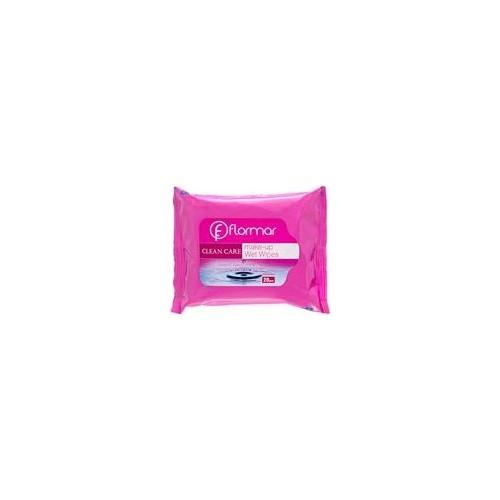 Flormar Clean Care Makeup Wet Wipes
