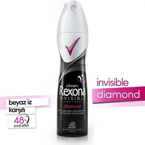 Rexona Women Deo Sprey Crystal 150 Ml Ml