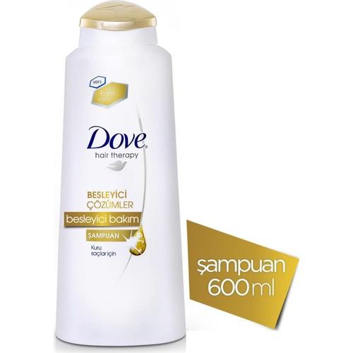 Dove Şampuan Besleyici Bakım 600 Ml