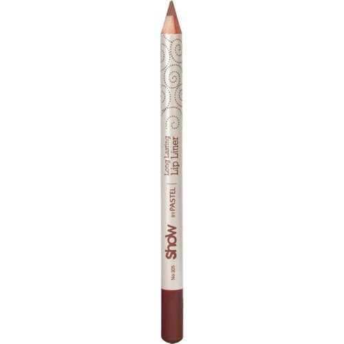 Pastel Show By Pastel Long Lasting Lip Liner - No 205