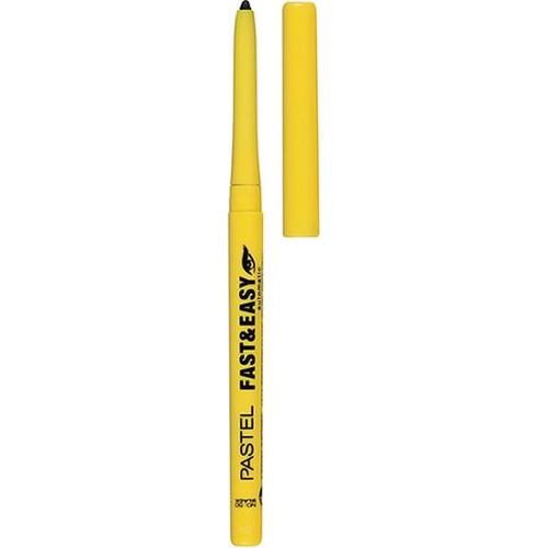 Pastel Fast&Easy Automatic Longlasting Waterproof Kajal Eyeliner