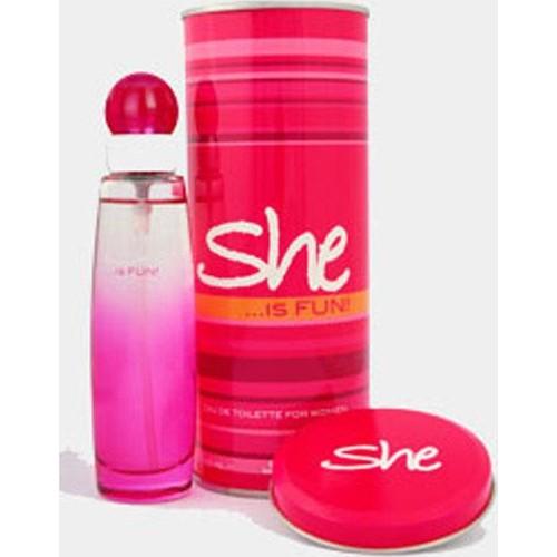 She Fun Edt 50 Ml Kadın Parfümü
