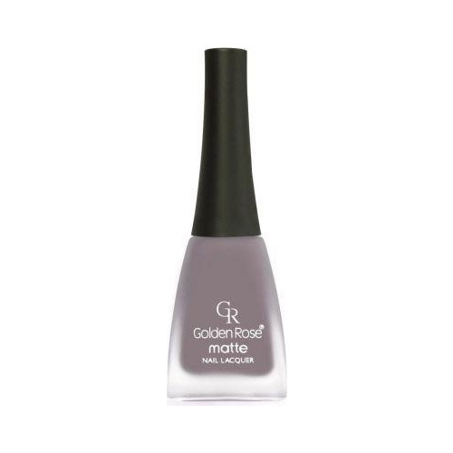 Golden Rose Matte Nail Lacquer No.11