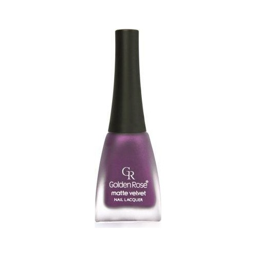 Golden Rose Matte Velvet Nail Lacquer No:107