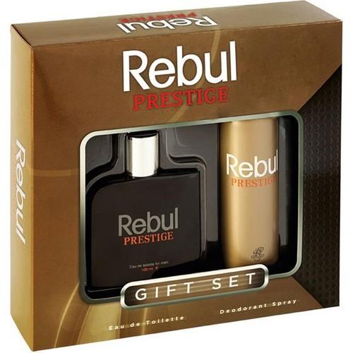 Rebul Prestige 2 Li Hediye Seti (Edt 100Ml + 150Ml Deo)