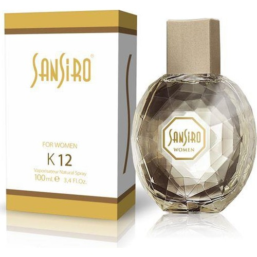 Sansiro 100 ML Parfüm Bayan No.K12 Çiçeksi