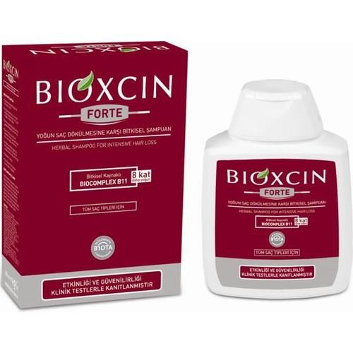 BIOXCIN Forte Şampuan 300 ml
