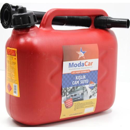 ModaCar Anti-Freeze li Cam Suyu 5 LİTRE -35 GAGALI BİDON Dönüşümlü 99m0161