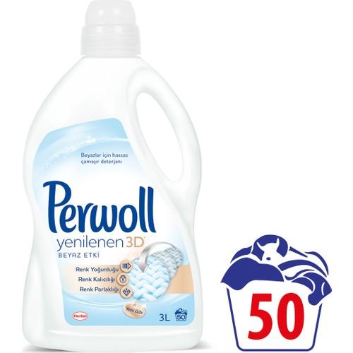 Perwoll Beyaz Sihir 3000 ml