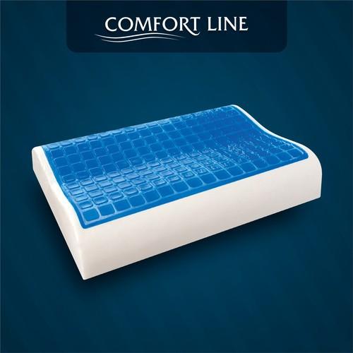 Comfortline Visco Aqua Jel Yüksek Boyun Destekli Yastık Vj706