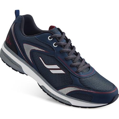 Lescon L-4016 Lacivert Running Ayakkabı 40-45