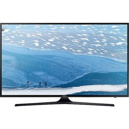 """Samsung 55KU7000 55"""" 140 Ekran [4K] Uydu Alıcılı Smart LED TV"""