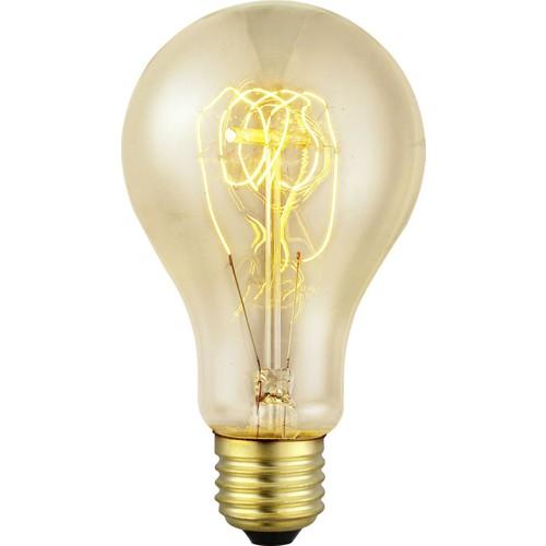 Eglo VintageDekoratif Rustik Edison Ampul Sarı Işık 49503