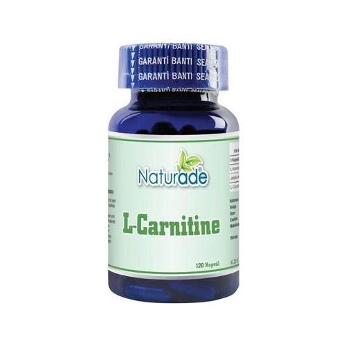 Naturade Naturade L-Carnitine 120 Kapsül X 480Mg