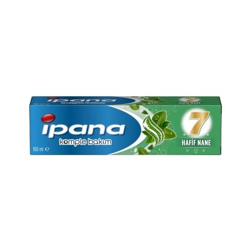 Ipana Diş Macunu Komple Bakım Hafif Nane 100 ml