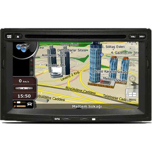 Citroen Berlingo Multimedya Navigasyon Kamera Bluetooth Televizyon