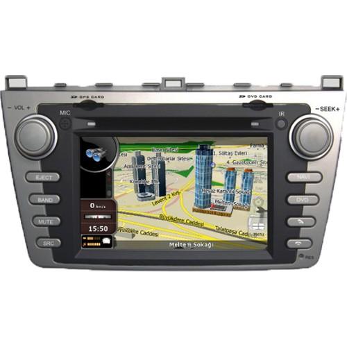 Mazda 6 Multimedya Kamera Bluetooth Navigasyon