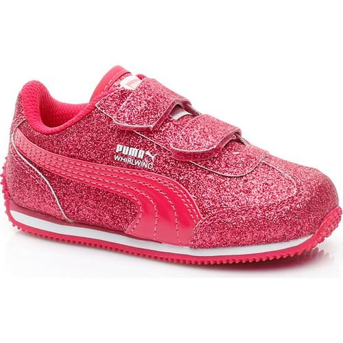Puma Whirlwind Glitz Çocuk Sneaker 363974.02