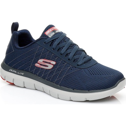 Skechers Flex Advantage Erkek Lacivert Ayakkabı 52185.Nvrd