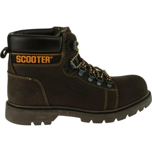 Scooter 51301 Watertight Kahverengi Unisex Bot