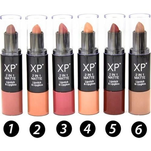 Xp 2 In 1 Matte Lipsticklipgloss 06 Fiyatı Taksit Seçenekleri