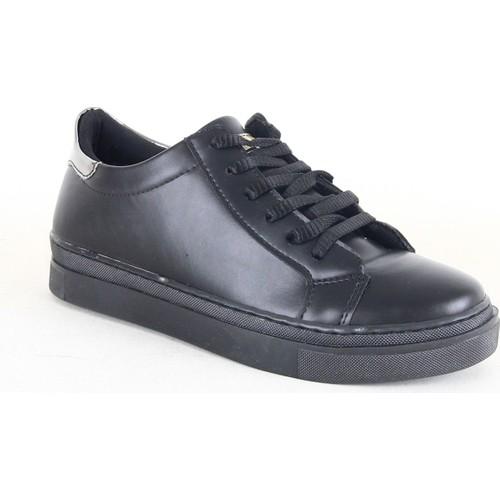 Belpino 1726 Bayan Günlük Ayakkabı Siyah