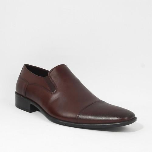 Yeystore Elaganze 103 Erkek Klasik Ayakkabı Kahverengi