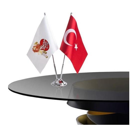 BuldumBuldum Logolu Masaüstü Bayrak