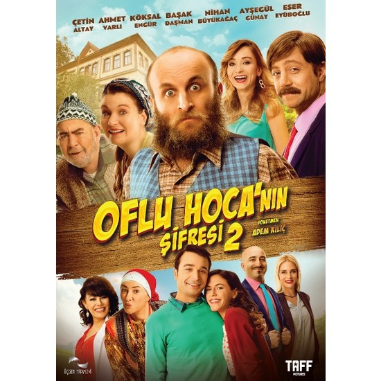 Oflu Hoca'nın Şifresi 2 (DVD)
