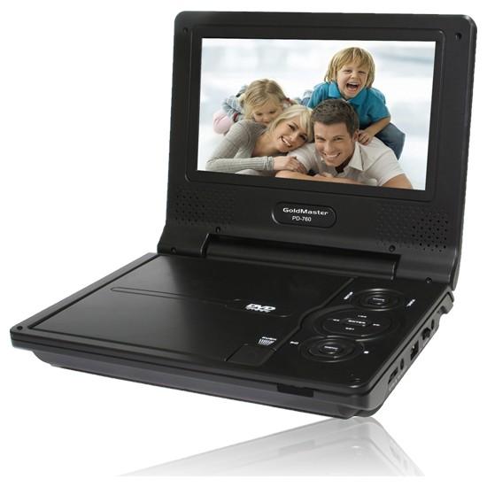 Goldmaster Pd-760 Portable Dvd Oynatıcı