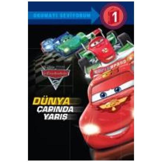 Disney Arabalar Dünya Çapında Yarış (Okumayı Seviyorum)