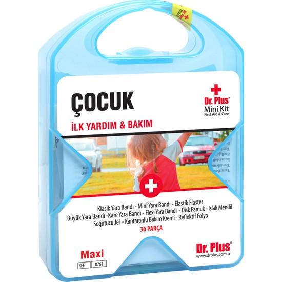 Dr Plus İlk Yardım Çantası Çocuk MiniKit