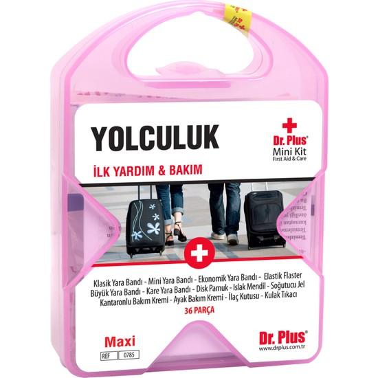 Dr Plus İlk Yardım Çantası Yolculuk MiniKit