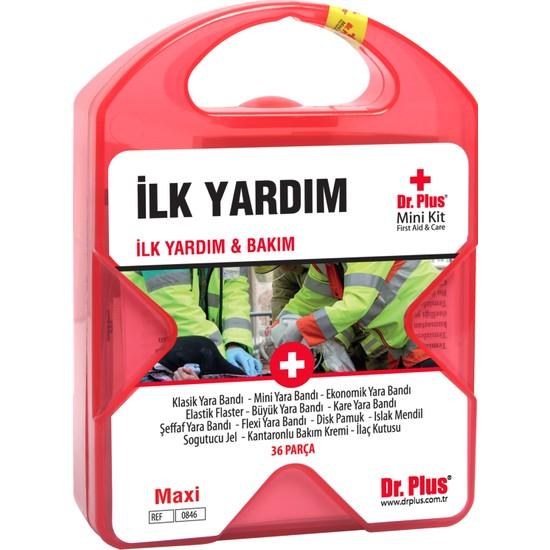 Dr Plus İlk Yardım Çantası İlk yardım MiniKit