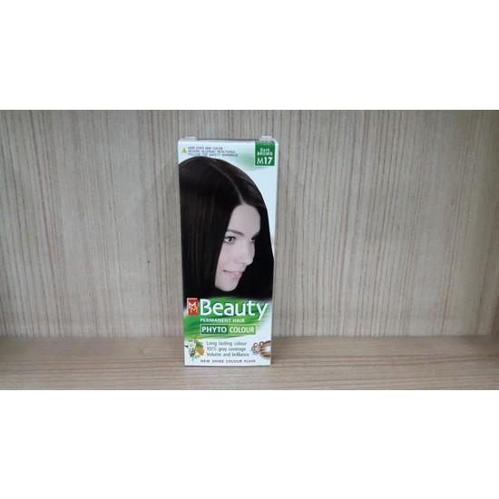 Mm Beauty Bitkisel Saç Boyası Koyu Kahve M17