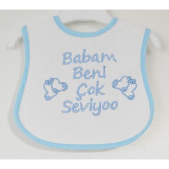 Kids Buude 101 Bebek Mama Önlüğü