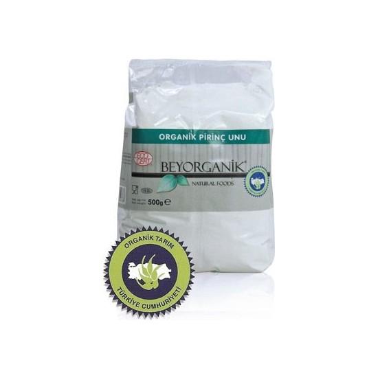 Beyorganik Organik Pirinç Unu 500 Gr