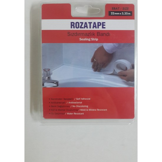Rozatape 22 Mm Sızdırmazlık Bandı