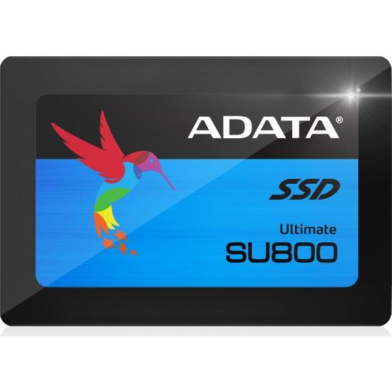 """Adata SU800 256GB 560MB-520MB/s Sata3 2.5"""" SSD"""