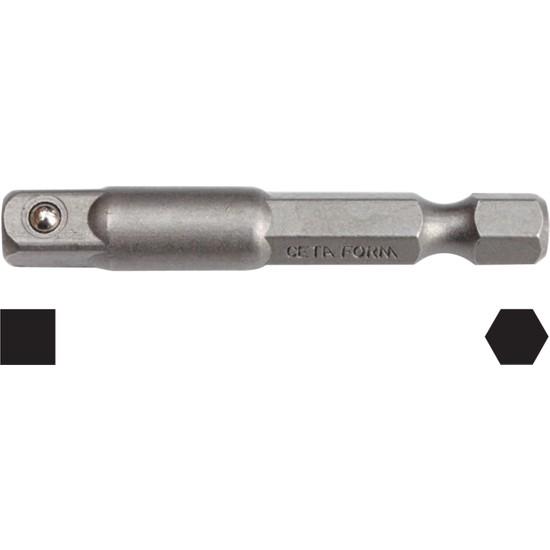 Ceta Form Bt/7015 1/4-1/4(25Mm) Lokma Adaptörü (Makina İle Kullanım)