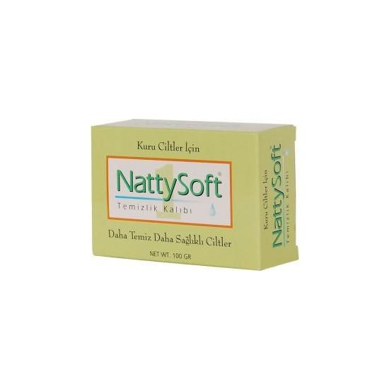 Nattysoft Kuru Ciltler İçin Temizleme Kalıbı 100 Gr
